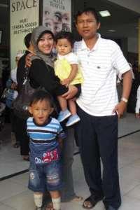 Keluarga Muhamad Ali, MT