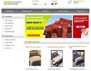 Toko Online Anazura Shop
