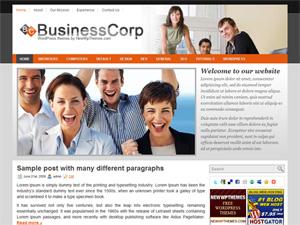Theme Terbaik Business Corp