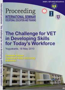 Cover Proceeding International Seminar on VET