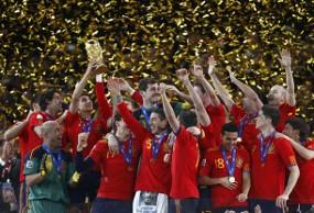 Spanyol Juara Dunia