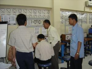Bimbingan Teknis Laboran/Teknisi SMK