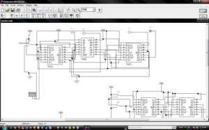 Simulasi Rangkaian Elektronika dengan EWB