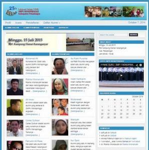 Web Reuni SMPN Wonopringgo